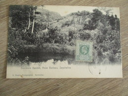 Cpa Seychelles Timbre - Seychelles