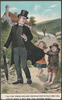 Song Card - Father O'Flynn, 1905 - Millar & Lang National Series Postcard - Other