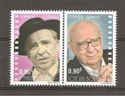España/Spain-(MNH/**) - Edifil 4959-60 - Yvert 4673-74 - 1931-Hoy: 2ª República - ... Juan Carlos I