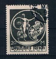 Deutsches Reich 1920 Mi.Nr. 138 I Gestempelt Gepüft - Deutschland