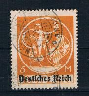 Deutsches Reich 1920 Mi.Nr. 136 I Gestempelt Gepüft - Gebraucht