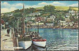 The Harbour, Looe, Cornwall, C.1960 - Postcard - England