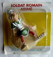 FIGURINE EN RESINE ASTERIX ATLAS 11 SOLDAT ROMAIN ABIME (1) Neuf Sous Bister - Astérix & Obélix