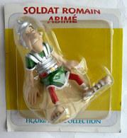 FIGURINE EN RESINE ASTERIX ATLAS 11 SOLDAT ROMAIN ABIME (2) Neuf Sous Bister - Asterix & Obelix