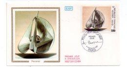 CEF-Premier Jour Pevsner-Paris - 1987- -voir état- - FDC