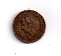 Médaille - Duc D'Orleans - Souvenir 13/07/1843- -voir état- - France