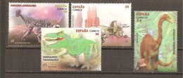 España/Spain-(MNH/**) - Edifil 4966-69 - Yvert 4680-83 - 1931-Hoy: 2ª República - ... Juan Carlos I