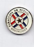 Football, Soccer, Calcio, Asociacion De Paraguay, Pin - Football
