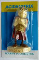 FIGURINE EN RESINE ASTERIX ATLAS 25 ACIDENITRIX Neuf Sous Bister - Asterix & Obelix