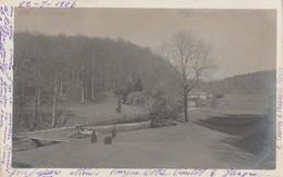 Habay-La-Neuve (Arlon ),Chute D'eau De La Trapperie , PHOTOCARTE  De 1906  ,  E. Gavroy ,Habay-La-Neuve - Habay
