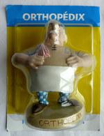 FIGURINE EN RESINE ASTERIX ATLAS 40 ORTHOPEDIX Neuf Sous Bister - Asterix & Obelix