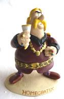 FIGURINE EN RESINE ASTERIX ATLAS 54 HOMEOPATIX En Blister Ouvert - Asterix & Obelix