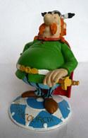 FIGURINE EN RESINE ASTERIX ATLAS 06 ABRARACOURSIX En Loose - Asterix & Obelix