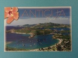 STATI UNITI USA CARTOLINA ANTIGUA & BARBUDA ENGLISH HARBOUR - Antigua E Barbuda