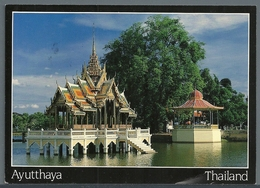CPM - THAÏLANDE - TEMPLE D'AYUTTHAYA - Thaïlande