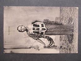 AK Tandakmeisje Ca.1910  ///  D*33630 - Indonesien