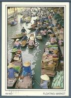 CPM - THAÏLANDE - LE MARCHÉ FLOTTANT - Thaïlande