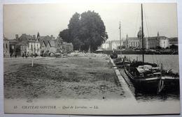 QUAI DE LORRAINE - CHATEAU GONTIER - Chateau Gontier