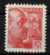 España ** 871 En Nuevo. - 1931-50 Nuevos & Fijasellos
