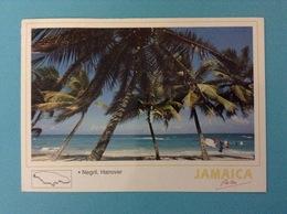 STATI UNITI USA CARTOLINA JAMAICA NEGRIL HANOVER - Giamaica