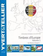 CATALOGUE YVERT & TELLIER 2018 TIMBRES GRANDE EUROPE A à B SPÉCIAL BELGIQUE & ALLEMAGNE - Allemagne