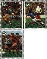 Ref. 71649 * MNH * - PARAGUAY. 1981. FOOTBALL WORLD CUP. SPAIN-82 . COPA DEL MUNDO DE FUTBOL. ESPAÑA-82 - Unclassified