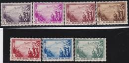 Belgie    .    OBP    .     356/362     .     *     .      Ongebruikt  Met Charnier   .    /     .    Neuf   * - Unused Stamps