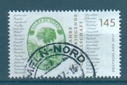 BRD - 2017 - MiNr. 3328 - Gestempelt - Oblitérés