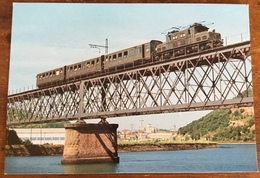 Ferrocarriles Vascongados Locomotora Series 1/10 Pte. Sobre El Urola - Zumaya - Trains