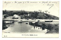 BRAZIL - BRESIL - BAHIA Rio Vermelho (1907) - Brasilien