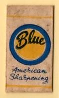 Rasage. Razor Blade. Lame De Rasoir. Lame Blue, American Sharpening. - Lames De Rasoir