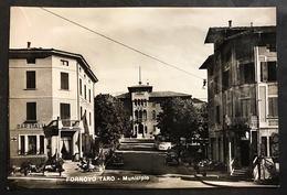 Fornovo Taro Municipio Viaggiata 1960 Ma Non Timbrata Cod.c.2066 - Parma