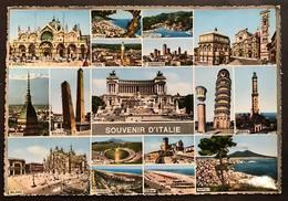Souvenir D'italie Non Viaggiata  Cod.c.2067 - Parma