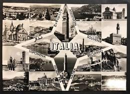 Souvenir D'italie Non Viaggiata  Cod.c.2068 - Parma