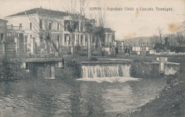 U.292.  SOAVE - Ospedale Civile E Cascata Tramigna - Other Cities