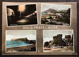 Saluti Da Praia A Mare Non Viaggiata  Cod.c.2071 - Cosenza