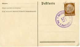 (Lo2247) Karte DR SSt. Linz - Deutschland