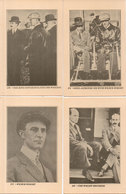 4 CP - Wilbur Wright - The Wright Brothers - King Alphonso WIII - The King Et Wrights   (107715) - Piloten
