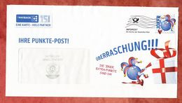Infopost, Payback, Joker, Frankierwelle (55165) - Machine Stamps (ATM)
