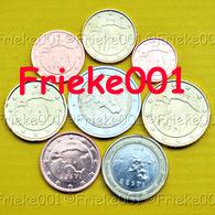 Estland - Estonie - 1 Cent Tot 2 Euro 2018 Unc. - Estonie