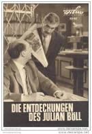 Progress-Filmprogramm 62/62 - Die Entdeckungen Des Julian Böll - Film & TV