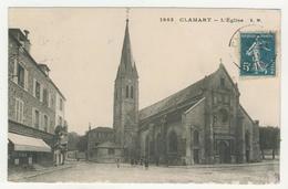 92 - Clamart          L'Eglise - Clamart