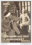 Progress-Filmprogramm 68/62 - Der Mann Aus Dem 1. Jahrhundert - Film & TV