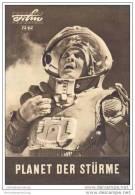 Progress-Filmprogramm 75/62 - Planet Der Stürme - Film & TV