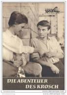Progress-Filmprogramm 86/62 - Die Abenteuer Des Krosch - Film & TV