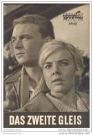 Progress-Filmprogramm 89/62 - Das Zweite Gleis - Film & TV