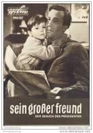 Progress-Filmprogramm 106/62 - Sein Grosser Freund - Film & TV