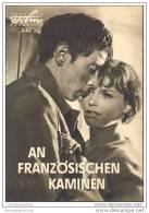 Progress-Filmprogramm 4/63 - An Französischen Kaminen - Film & TV