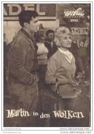 Progress-Filmprogramm 33/63 - Martin In Den Wolken - Film & TV