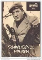Progress-Filmprogramm 27/62 - Schweigende Spuren - Film & TV